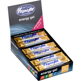 Xenofit Energy Gel Box 30x25g Maracuja